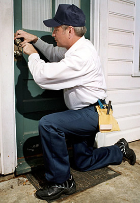 House door lock repair in Minnesota